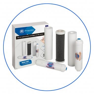 Aqua Filter 5 filtrų rinkinys